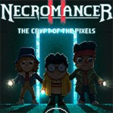 necromancer 2: the crypt of the pixels game