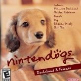 nintendogs: dachshund & friends game