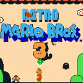 retro mario bros 3 game