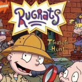 rugrats: treasure hunt game
