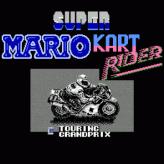 super mario kart rider game