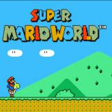 super mario world (nes port) game