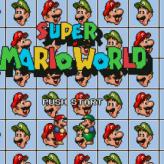 super mario world game