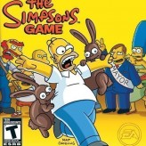 the simpsons game game