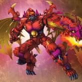 transformers: beast wars transmetal game