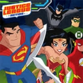 justice league nuclear rescue game