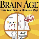 brain age: train your brain in minutes a day game