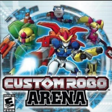 custom robo arena game