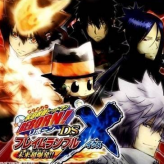 katekyo hitman reborn! ds flame rumble x: mirai cho bakuhatsu game