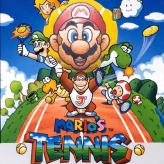mario's tennis game