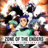 zone of the enders: the fist of mars game