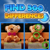 find 500 differences game