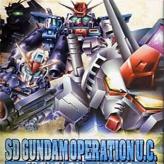 sd gundam: operation u.c game