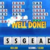 word chaos game