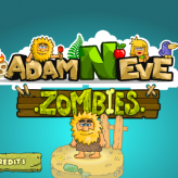 adam and eve: zombies game