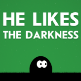 he likes the darkness game