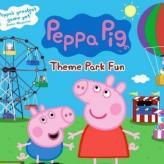 Peppa Pig Teme Park Fun