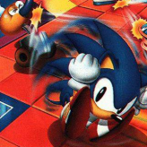 sonic labyrinth game
