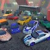 car simulator arena game