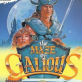 knightmare ii: the maze of galious game