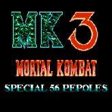mortal kombat 3: special 56 peoples game