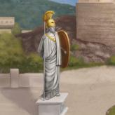 athens treasure game