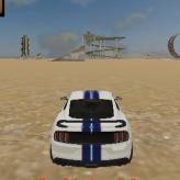 crazy stunt cars game