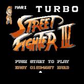 mari street fighter 3 turbo game
