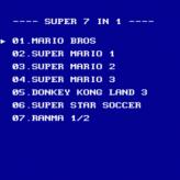 super 7-in-1 game