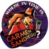 where in time is carmen sandiego game