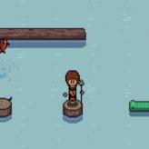 wood jump game