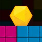 hexagon fall game