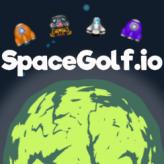 spacegolf io game