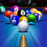8 ball billiards classic game