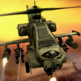 helicopter strike force game