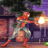 spider hero street fight game
