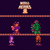 classic world heroes 2 game