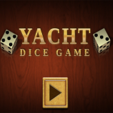 yacht dice game game