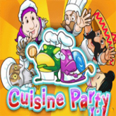 cuisine party game