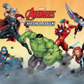 marvel avengers: hydra dash game