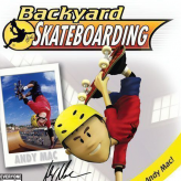 backyard skateboarding game