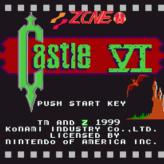 castlevania 6 game