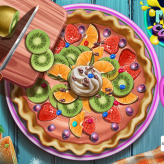 pie real life cooking game