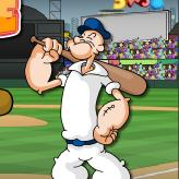popeye baseball game