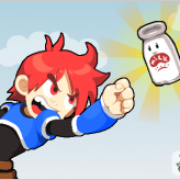 a knights quest for milk game