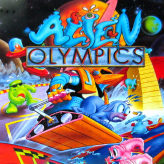 alien olympics 2044 ad game
