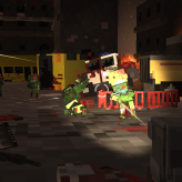 attack zombie: extreme battle 3d game
