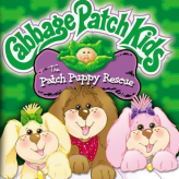 cabbage patch kids: the patch puppy rescue game