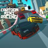cartoon mini racing game