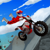 extreme moto run game